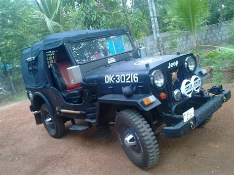 mahindra cj   modified jeep   soft top