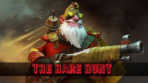 dota 2 store sniper the hare hunt youtube