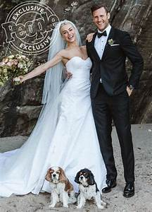 julianne hough had two wedding dresses and the second With julianne hough wedding dress