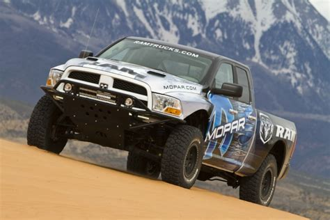 Ford Raptor Competitor by Ram Wonders About A Raptor Competitor