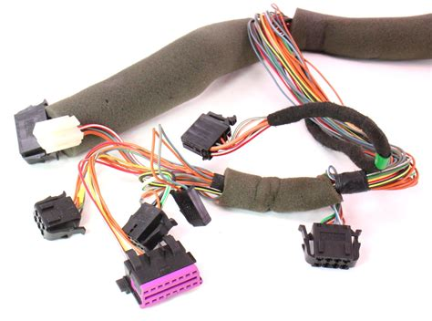 Dash Wiring Harnes by Dash Wiring Harness 99 02 Vw Golf Cabrio Mk3 Dashboard