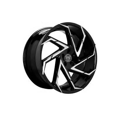 Lexani Wheels Cyclone Rims Machine Wheel Gloss