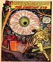 20 Brilliant 1950s Horror Comic Title Panels - Flashbak
