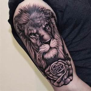 Cool Lion Tattoos - Tattoo Collections