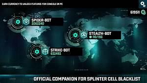 Download a game Splinter Cell Blacklist Spider