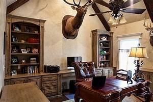 lodge cabin decor : Lodge Décor In Luxurious And Natural
