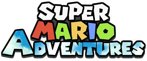Super Mario Adventures Logo By Asylusgoji91 On Deviantart