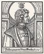 Artist: Schoen, Erhard, Title: Porträt des Herzogs Ulrich ...