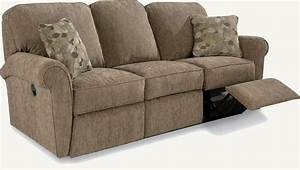 lazy boy recliners sofa kirkwood reclina way full With nailhead trim leather reclining sectional sofa with full sleeper