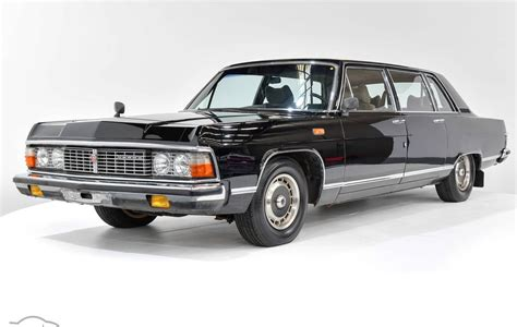 For Sale by For Sale 1985 Gaz Chaika M14 Russian Limousine In