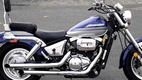 2002 Suzuki Marauder 2002 suzuki marauder 800 s0133