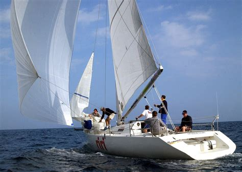 Sailing Boat Jib free photo sailing jib sail spinnaker free image on