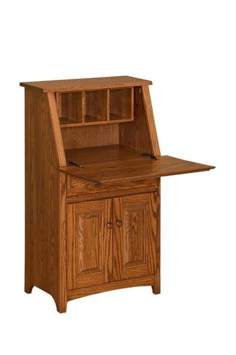 shaker style secretary desk shaker 24 quot mini secretary desk from dutchcrafters amish