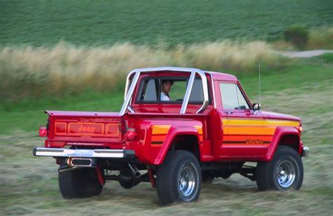 jeep honcho custom wrangler pickup build page 4