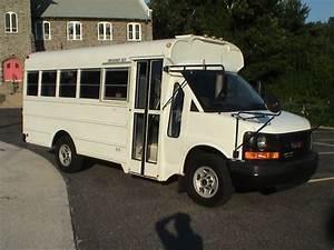 Seat Corbeil : 2006 gmc savanah 3500 14 passenger corbeil activ 5891 school buses mini buses buses for sale ~ Gottalentnigeria.com Avis de Voitures
