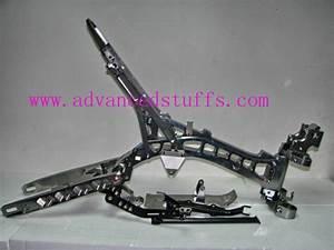 China Dirt Bike Parts  Cnc Billet Crf50 Frame