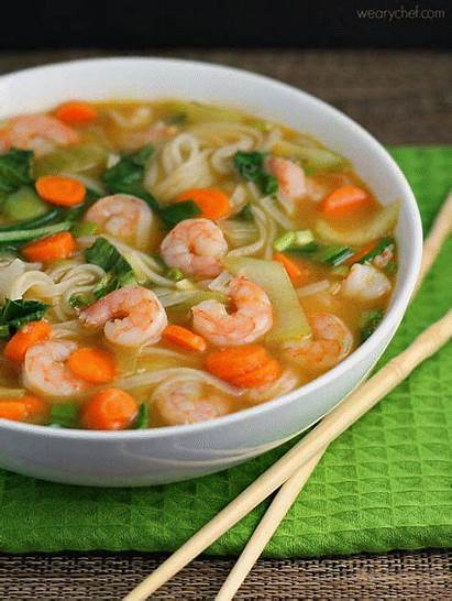 Asian Soup Healthy Recipes Easy Oil Fresh