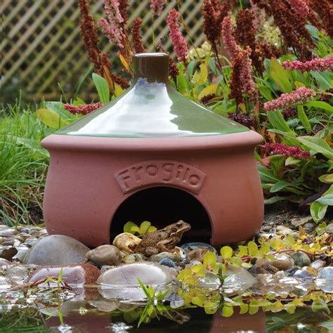 frog  toad house  london garden trading