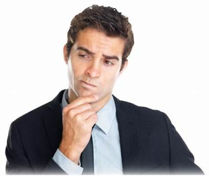 Thinking Person Sales Thinker Career Clipart Digital