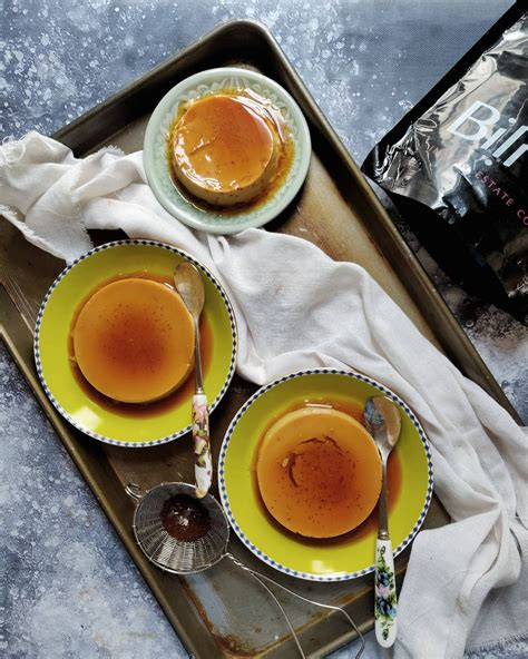 Pour enough hot water into the big cake tin, reaching halfway of the baking tin. Vietnamese Coffee Flan. I'm not sure how many of you know this - but I have a soft spot for ...