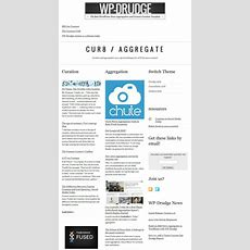 Best Wordpress Themes For Content Aggregation