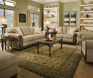 Beige living room furniture sets living room for Living room furniture sets rockford il