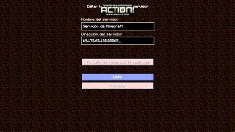 Como Jugar Online Minecraft 1.8