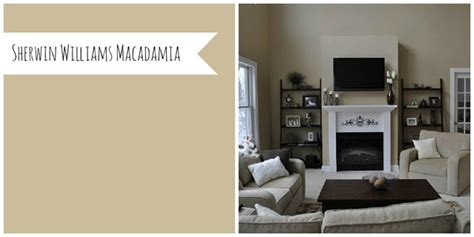 our paint colors decor and the dog