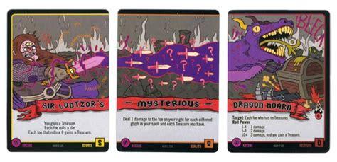 Fans On Fire Game Blog: Board Game Corner: Epic Spell Wars ...