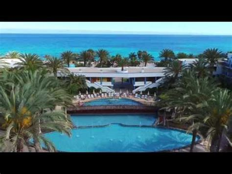 pajara beach hotel spa fuerteventura review youtube