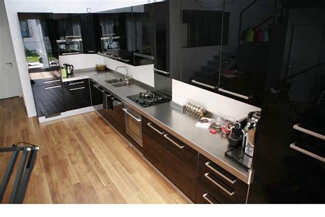 plaque inox pour cuisine plaque inox pour plan de travail cuisine 20171003063620