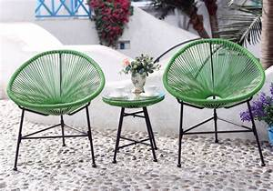 Déco De Jardin : salon de jardin pas cher notre s lection de meubles ~ Melissatoandfro.com Idées de Décoration