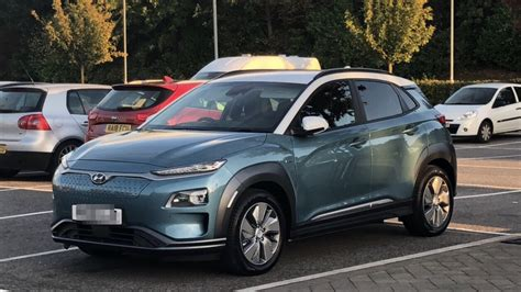 hyundai kona ev review     driving