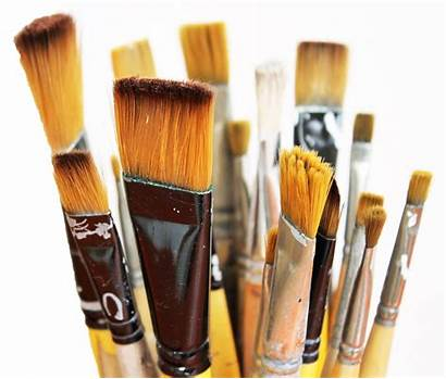 Karp Retreats Connect Corporate Paint Brushes Painting