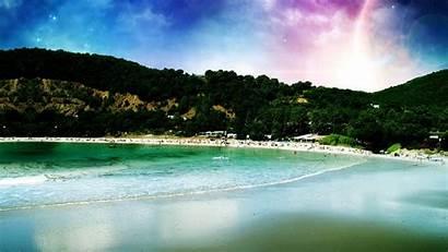 Widescreen Wallpapers Beach Dream Landscape Background 1080