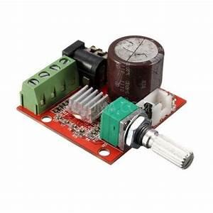 Pam8610 Audio Stereo Amplifier Board 2x10w Dual Channel D