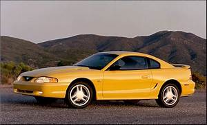 Timeline: 1994 Mustang - The Mustang Source