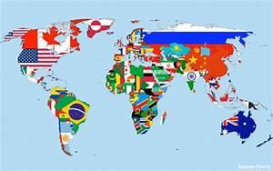 Voir Carte Du Monde Avec Pays