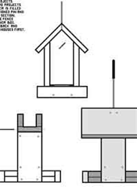 woodwork birdhouse plans    plans