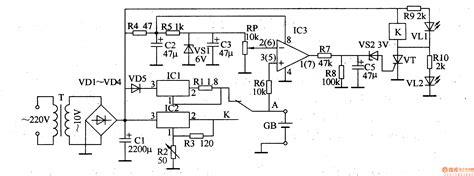 Battery Electronic Circuit Diagram Linkdeln