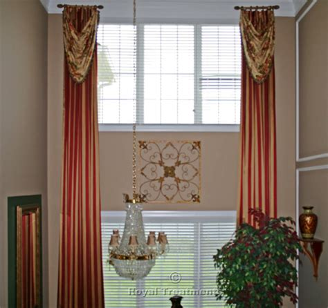 draperies curtains shades royal treatments