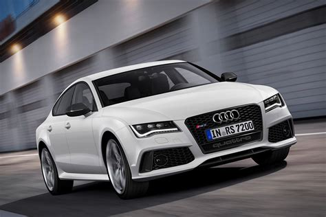Audi R7 by Audi R7 Sportback Rs7 On The Roads