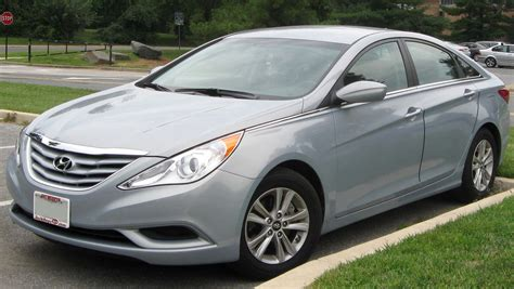 Recall On 2011 Hyundai Sonata by 2011 And 2012 Hyundai Sonata Sedans Recalled For Fixing Of
