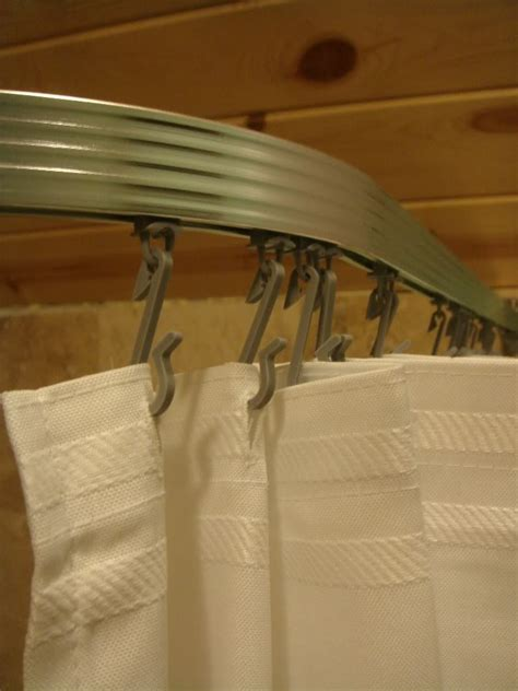 Jcpenney Curved Curtain Rod by 14 Jcpenney Silver Curtain Rods Curtain Rods At