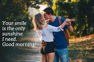 60+ Sweet & Romantic Good Morning Messages to My Love