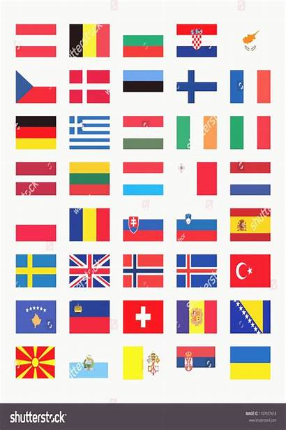 Flags Country Official Colors Europe Rgb Affiliate