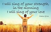 Praise Bible Verse