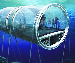 Floating Undersea Tunnel - Entry