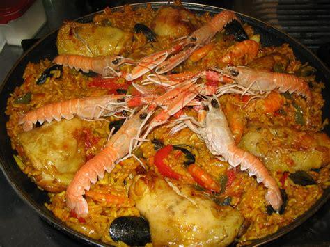 cuisine encornet paella junglekey fr image