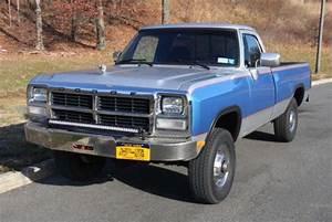 1991 Dodge W250 Le Pickup Truck  No Reserve  For Sale